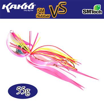 땡처리 카키 SM러버 VS 55g /타이라바/라바지깅